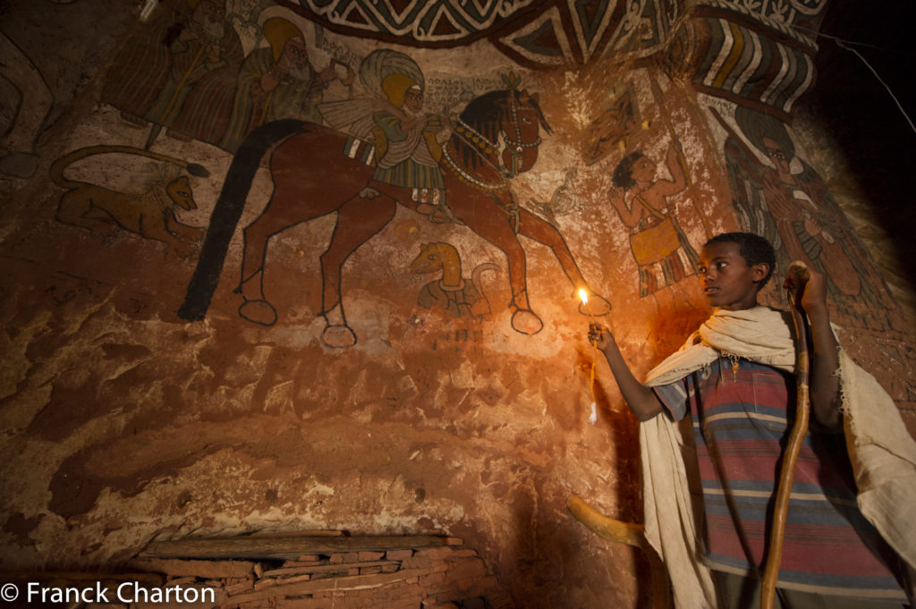 luxury travel ethiopia mariam korkor church howzein