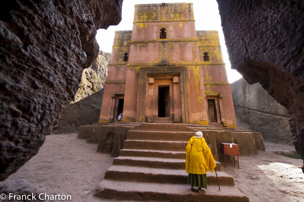 Lalibela Rock Churches in Ethiopia