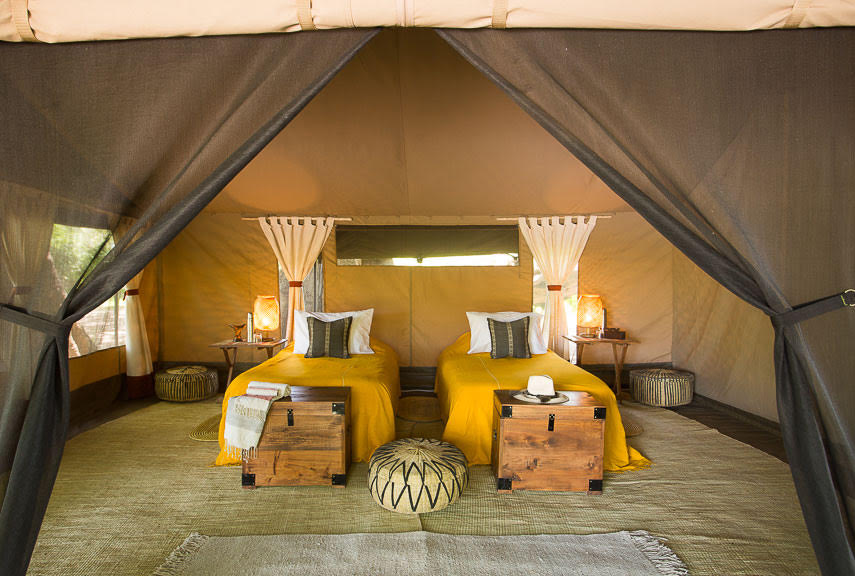 luxury african travel, resort in afar