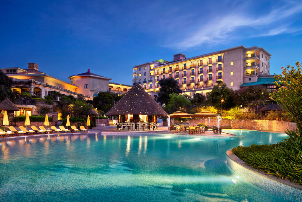 Sheraton Addis is luxury travel Africa