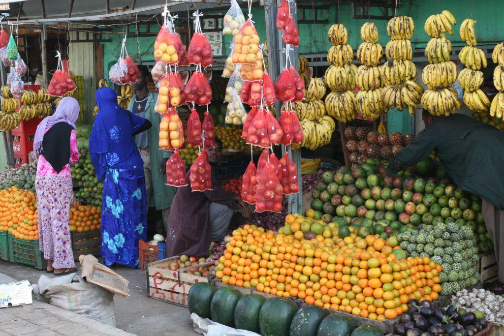 luxury african travel fruit shops