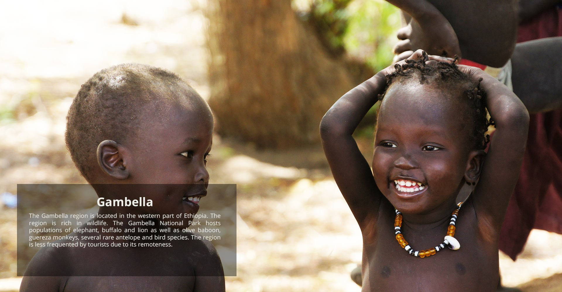 gambella-children